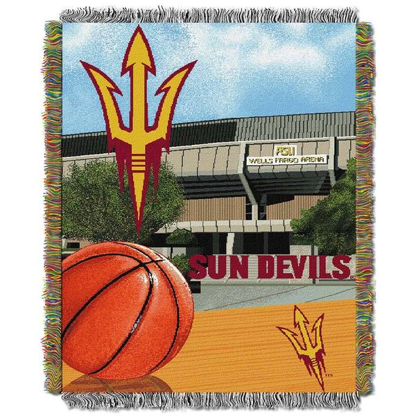 NCAA PAC 12 Conference School Tapestry Throw