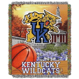 NCAA Collegiate SEC Conference Tapestry Throw (Multi Team Options)