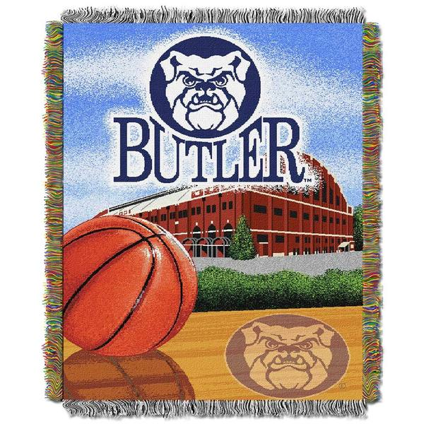 NCAA Big East Conference School Tapestry Throw
