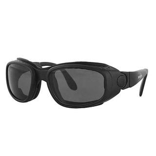 Bobster Men's 'Sport & Street' Black Convertible Sunglasses