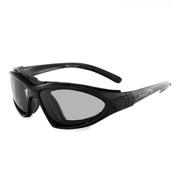 Bobster 'RoadMaster' Black Convertible Sunglasses 11886828