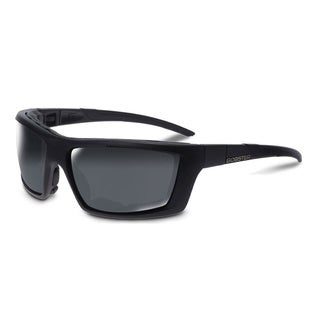 Bobster Men's 'Trident' Black Convertible Polarized Sunglasses