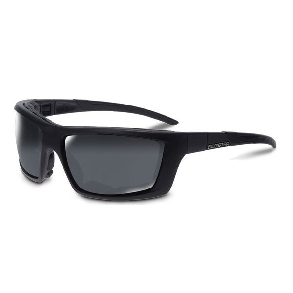 Bobster Men's 'Trident' Black Convertible Polarized Sunglasses 11886829