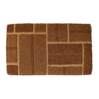 Yellow Brick Mat