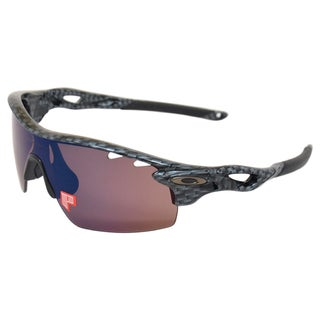 Oakley Women's 'OO9182-05 RadarLock Pitch' Polarized Sunglasses