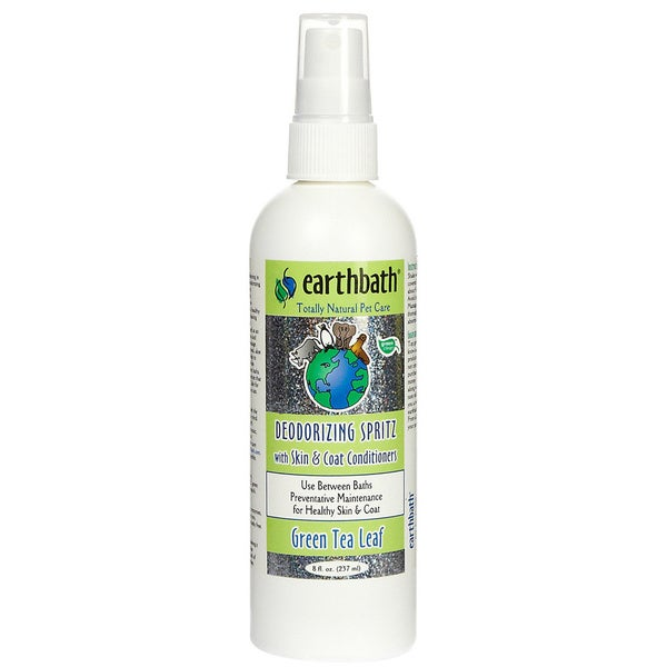 EarthBath Green Tea Leaf 8-ounce Deodorizing Pet Spritz