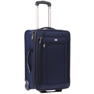 Victorinox Swiss Army NXT 5.0 Navy 20-inch Rolling Carry-on Upright