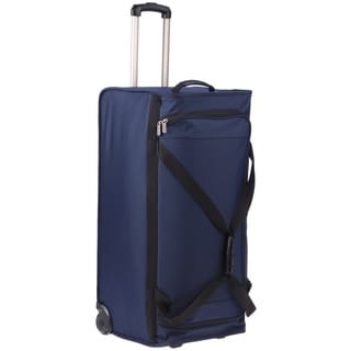 Victorinox Swiss Army 30-inch XL Navy Collapsible Gear Mobilizer Upright Duffel Bag