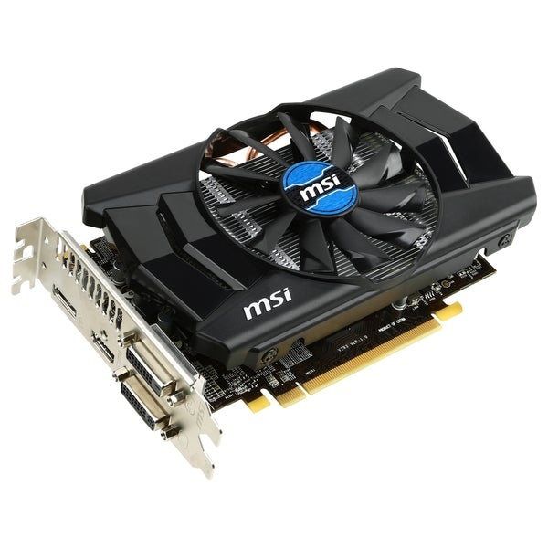 MSI R7 260X 2GD5 OC Radeon R7 260X Graphic Card - 1.18 GHz Core - 2 G