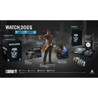 Xbox 360 - Watch Dogs Limited Edition