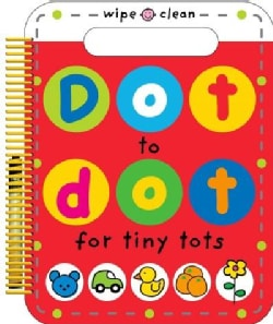 Dot to Dot for Tiny Tots (Paperback)