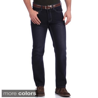 Men's Denim Straight Leg Jeans