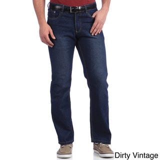 Indigo 30 Men's Machine Washable Denim Fashion Jean