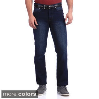 Indigo 30 Men's Relaxed Fit Denim Fashion Jean