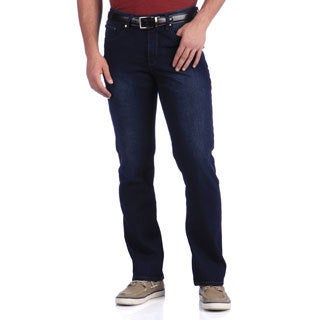 Indigo 30 Men's Straight Leg Denim Fashion Jean