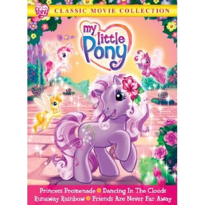 My Little Pony: Classic Movie Collection (DVD)