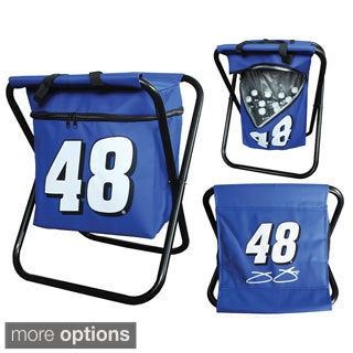 NASCAR Driver Ice Chest Quad Chair