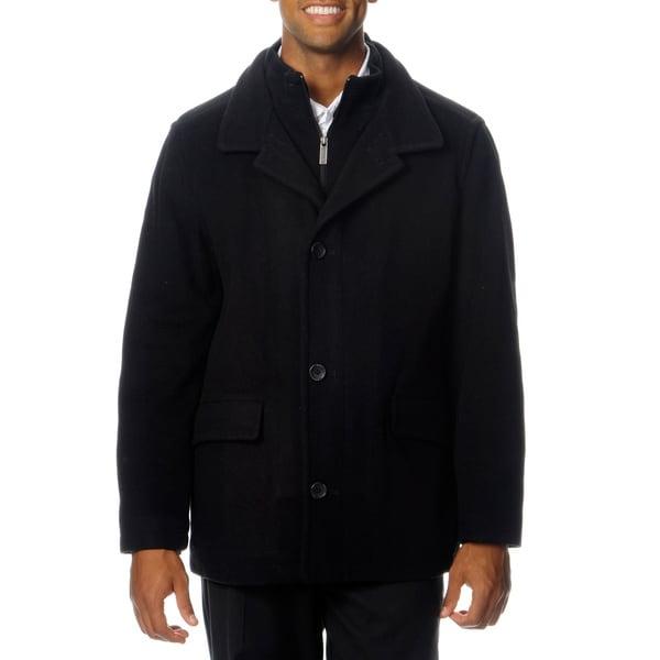 Nautica Men's Black Coat