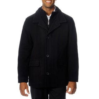 Nautica Men's Black Coat