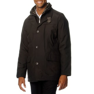 Nautica Men's Nylon Coat