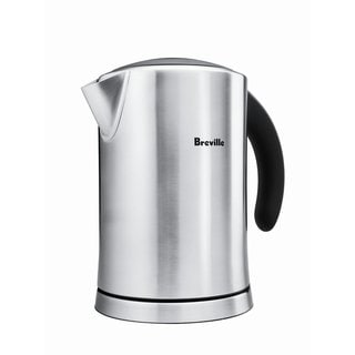 Breville SK500XL Stainless Steel 1.7-liter Ikon Cordless Electric Kettle