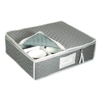 Richards Homewares Tabletop Storage Deluxe Microfiber Cup Chest