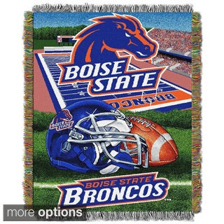 NCAA Mountain West Conference Home Field Advantage Tapestry Throw