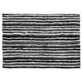 Linear Stripe Cotton 20 x 28-inch Bath Mat