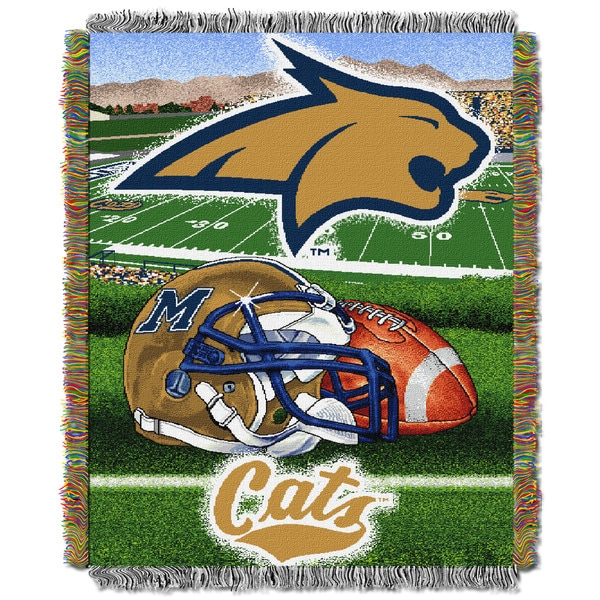 NCAA Big Sky Conference Home Field Tapestry Throw 12160514