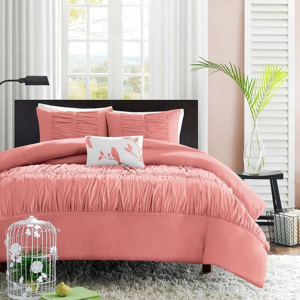 Mi Zone Lorena 4-piece Comforter Set