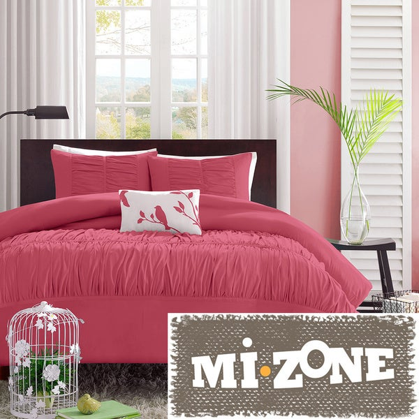 Mi Zone Alyssa 4-piece Comforter Set