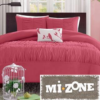 Mizone Alyssa 4-piece Comforter Set