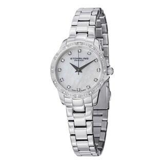 Stuhrling Original Women's Cressida Swiss Quartz Bracelet Bracelet Watch