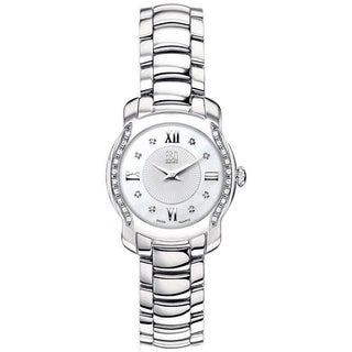 ESQ by Movado Verona Diamond Case Silver Dial Ladies' Watch