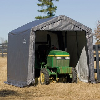 ShelterLogic Shed and Storage Series 10' x 10' x 8' Shed-in-a-Box