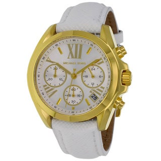 Michael Kors Women's MK2302 Bradshaw Chronograph Watch