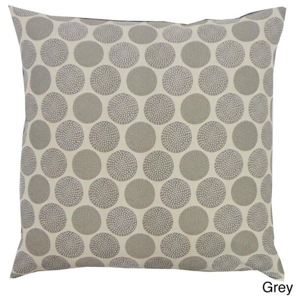 Jiti Radius Throw Pillow