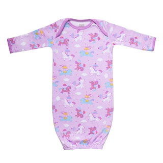 Funkoos Organic Cotton Pony Sleep Gown in Pony