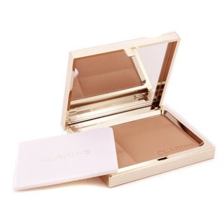 Clarins Ever Matte Shine Control Transparent Opale Mineral Powder Compact