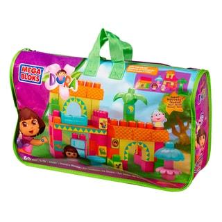 Mega Bloks Dora The Explorer Dora's House Playset