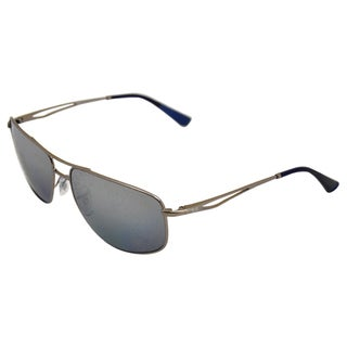 Ray Ban Men's 'RB3490 029/82' Matte Polarized Sunglasses