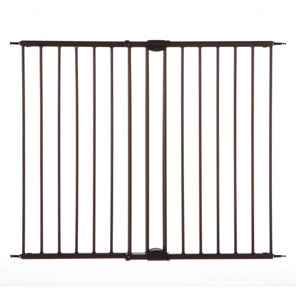 North States Easy Swing and Lock Metal Gate
