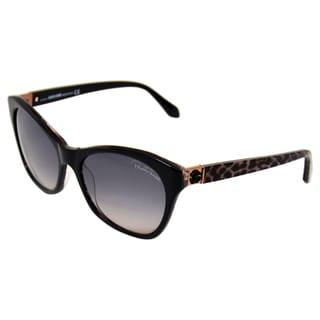 Roberto Cavalli Women's 'RC730S Asdu 05B' Cat Eye Sunglasses