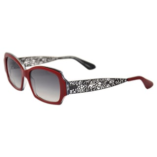 Lisbonne Women's '650-Red' by Lafont Sunglasses