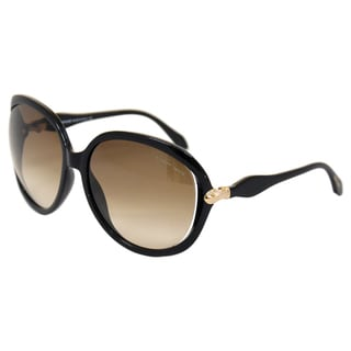Women's Shiny Black by Roberto Cavalli Sunglasses