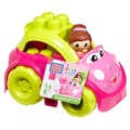 Mega Bloks First Builders Catie Convertible Playset