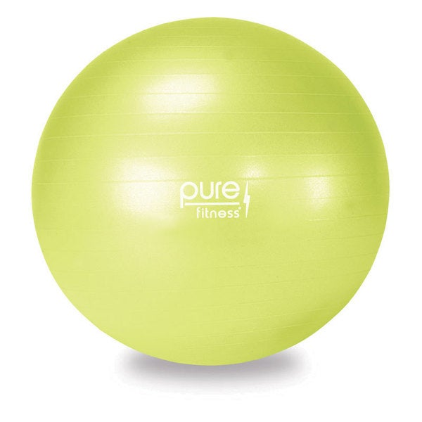 Pure Fitness 55cm Anti-burst Exercise Ball