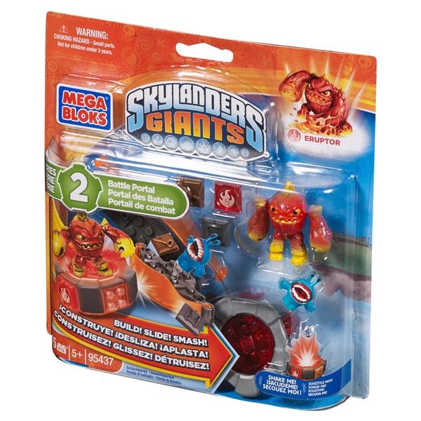 Mega Bloks Skylanders Giants Eruptor's Battle Portal 11892410