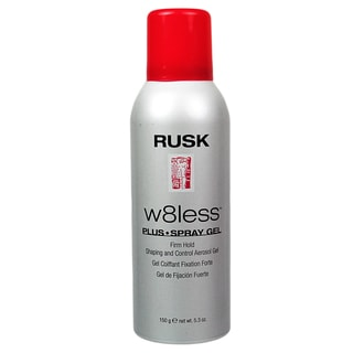 Rusk W8less Plus 5.3-ounce Spray Gel