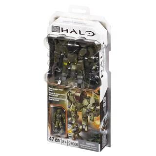 Mega Bloks Halo Cyclops Jungle Strike